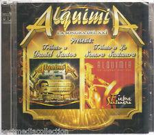 SEALED - Alquimia La Sonora Del XXI CD Tributo Daniel Santos Sonora Sa BRAND NEW