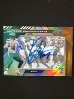 2020 Panini XR Luminous Endorsements Rookie JAMES MORGAN autograph auto rc /99