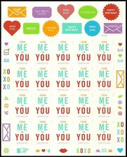 US 4978 From Me To You forever sheet (20 stamps) MNH 2015