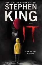 Stephen King's It: A Novel Softcover #1 New York Times Bestseller Horror Book
