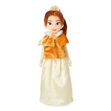 Disney Store Belle Plush Doll in Winter Cape Medium 19 ' High New