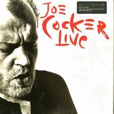 Joe Cocker Joe Cocker Live Doppio Vinile Lp 180 Grammi Nuovo & Sigillato