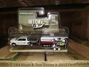 GREENLIGHT 1:64 HITCH & TOW MOPAR RAM 1500 SRT HELLCAT