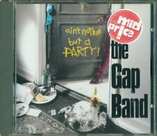 The Gap Band - Ain'T Nothin' But A Party Cd Perfetto