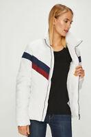 Fila Nanda Padded Jacket Women's Bright White New 682403-M67