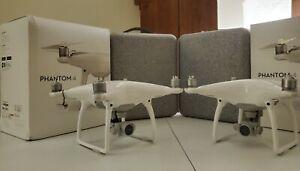 DJI Phantom 4 Quadcopter Drone Open Box