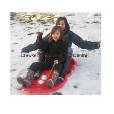 Rocko Twin Glider (Super Steer Twin) Adult Sized Sledge for children & adults