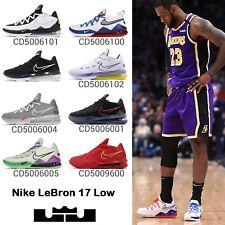 Nike Lebron 17 Baja Ep James Air Max XVII hombres Tenis de Basketball Pick 1