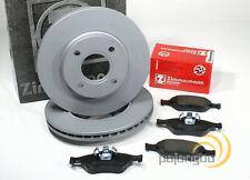 Mazda 2 (DY) - bis Bj. 09.07 - Zimmermann Bremsscheiben + Bremsbeläge für vorne*