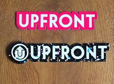 Upfront baseball caps snapbacks 2 Sticker Aufkleber (S81)