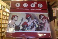 Devo Turn Around: B-Sides & More (1978-1984) LP sealed vinyl Run Out Groove