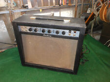 Vintage 1960's Airline Tube Amp Guitar Crunch Overdrive Vibrato Nice