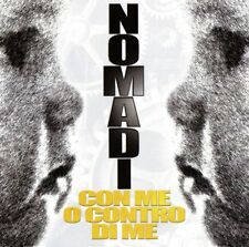 NOMADI - CON ME O CONTRO DI ME - LP VINILE SIGILLATO 2006