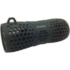 New SYLVANIA IPX6 Black Water-Resistant Rugged Portable Bluetooth Speaker