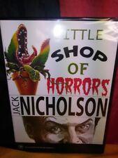 Little Shop Of Horrors (DVD) Jack Nicholson