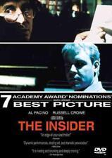 THE INSIDER NEW REGION 1 DVD