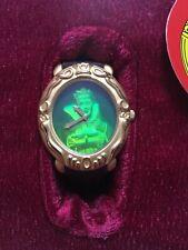 Disney Evil Queen Snow White Watch with Box - Magic Mirror Villain Witch VINTAGE