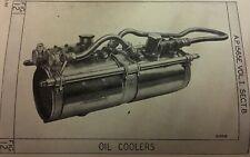 More details for original ww2 supermarine spitfire oil cooler pipe 30047/365