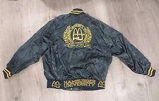 RARE Mcdonalds Hamburger University Men's Jacket Coat Class of 1993 Oak Brook HU