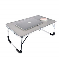 Foldable Laptop Table,Bed Desk Breakfast Serving Bed Tray,Portable Mini Picnic