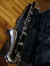 Professionelle Vintage Bass-Klarinette ,,Noblet'' ~ Made in France