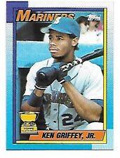 KEN GRIFFEY JR   1990 TOPPS #336    SEATTLE MARINERS   FREE SHIPPING