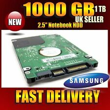 "1TB HDD FOR TOSHIBA SATELLITE L30-101 2.5"" SATA LAPTOP NOTEBOOK HARD DRIVE NEW"