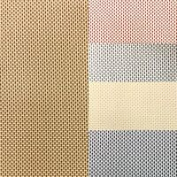 Two Tone 100% Waterproof Outdoor Canvas Fabric - Sold By The Yard (5 Colors)