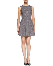 e514a3ea204 NEW Theory 'Tillora' Tweed Fit & Flare Dress- Black ...