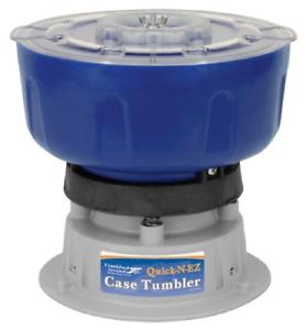 Frankford Arsenal Quick-n-Ez Case Tumbler Brass Cleaner Cartridge Reloading