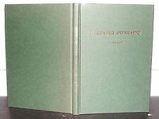 HARRY KEMP Poems for Mnemosyne Memory HARDBACK BOOK 1st Ed Selected POETRY Verse