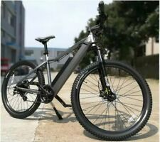 "27.5"" Electric Mountain Bike ebike - 39Km/h Max - 250w 36v 10.4ah - Head Light"