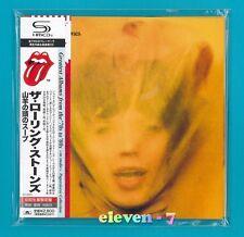 ROLLING STONES Goat's head soup Japon MINI LP CD SHM Brand New & STILL SEALED
