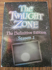 Twilight Zone: The Definitive Edition - Season 2 (DVD, 2005, 5-Disc Set)