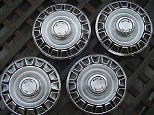 1970 FORD MUSTANG HUBCAPS WHEEL COVERS CENTER CAPS FOMOCO VINTAGE CLASSIC RIMS