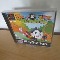 Baby Felix Tennis PS1 Playstation 1 PS2 PAL NEW SEALED