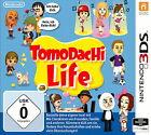 Tomodachi Life (Nintendo 3DS, 2014, Keep Case)