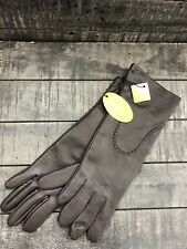 """""""New� Vintage Ladies Gloves Van Raalte Silk Lined Medium"""