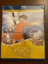 Horus, Prince of the Sun Blu Ray Official Discotek Media Anime