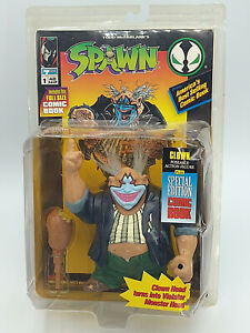 Spawn Series 1 CLOWN Action Figure 1994 New Free Shipping