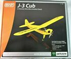 UNTESTED Parkzone J-3 Cub Ultra Micro RC Airplane BNF (NO TRANSMITTER) W/ Box