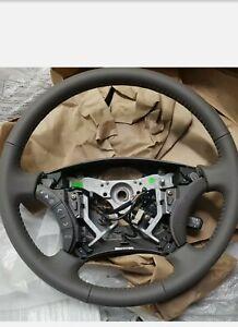 2004 -2007 NEW! Tacoma Land Cruiser Sequoia Steering Wheel Gray Leather OEM