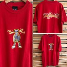 Deadstock Mint Vtg 90s Giant Limp Bizkit Re-Arranged Band Rock Metal T Shirt L
