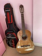 More details for used great condition alhambra 1c guitar with accessories