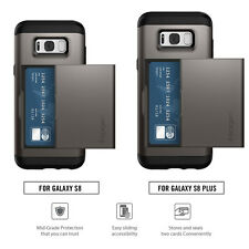 Spigen Slim Armor CS Case for Galaxy S7 - Gunmetal