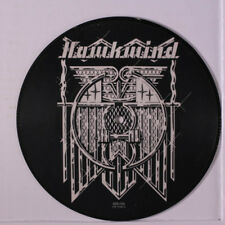 HAWKWIND: Silver Machine / Seven By Seven 45 (UK, pic disc, PVC sleeve)