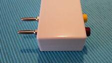 SHUNT BELASTUNGS WIDERSTAND 50 Watt für Messgeräte bis 20Amp. Stecker 4mm+Buchse