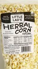 Little Lad's Herbal Popcorn - A healthy non-gmo snack food - 5oz