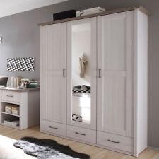 Weisse Kleiderschranke Im Landhaus Stil Gunstig Kaufen Ebay