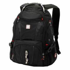Swiss Bags St Moritz XL 17″ Laptop Backpack - Black
